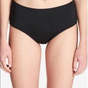 High Waist Bikini Bottom Small (a00)